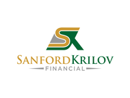 Sanford Krilov Financial       (Sanford is my 1st name & Krilov is my last name) Logo - Entry #501