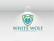 White Wolf Consulting (optional LLC) Logo - Entry #198