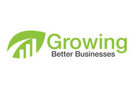 Growing Better Businesses Logo - Entry #66