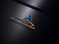 Bill Blokker Spraypainting Logo - Entry #51