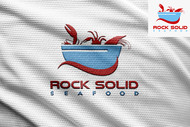 Rock Solid Seafood Logo - Entry #76
