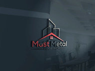 Mast Metal Roofing Logo - Entry #220