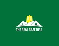 The Real Realtors Logo - Entry #44