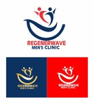 Regenerwave Men's Clinic Logo - Entry #90