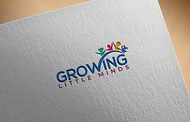 Growing Little Minds Early Learning Center or Growing Little Minds Logo - Entry #159