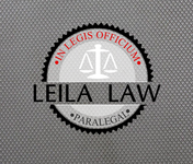 Leila Law Logo - Entry #113