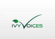 Logo for Ivy Voices - Entry #73