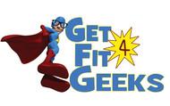 GET FIT 4 GEEKS Logo - Entry #29