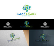 Sabaz Family Chiropractic or Sabaz Chiropractic Logo - Entry #132