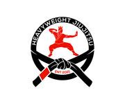 Heavyweight Jiujitsu Logo - Entry #239