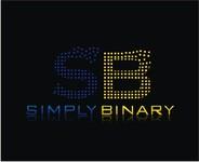 Simply Binary Logo - Entry #147