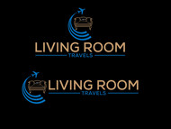 Living Room Travels Logo - Entry #47