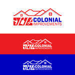 Colonial Improvements Logo - Entry #7