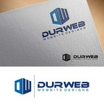 Durweb Website Designs Logo - Entry #106