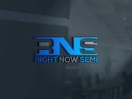 Right Now Semi Logo - Entry #19