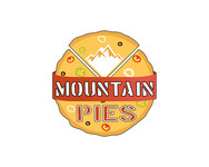 Mountain Pies Logo - Entry #20