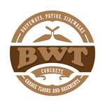 BWT Concrete Logo - Entry #73