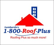 1-800-Roof-Plus Logo - Entry #89