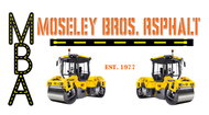 Moseley Bros. Asphalt Logo - Entry #71