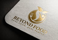 Beyond Food Logo - Entry #87