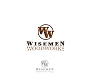 Wisemen Woodworks Logo - Entry #67