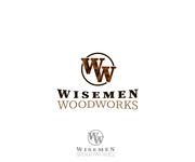 Wisemen Woodworks Logo - Entry #67