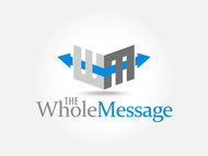The Whole Message Logo - Entry #10