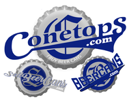 CONETOPS.COM BEERCANS.COM SELLBEERCANS.COM Logo - Entry #12