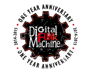 Digital Funk Machine Logo - Entry #30