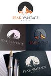 Peak Vantage Wealth Logo - Entry #107