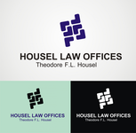 Housel Law Offices  : Theodore F.L. Housel Logo - Entry #28