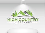 High Country Informant Logo - Entry #81