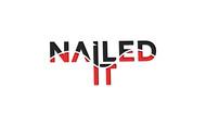 Nailed It Logo - Entry #189