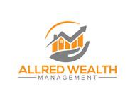 ALLRED WEALTH MANAGEMENT Logo - Entry #705