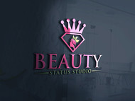 Beauty Status Studio Logo - Entry #159