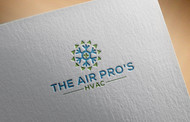 The Air Pro's  Logo - Entry #7