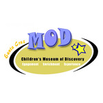 santa cruz children's museum of discovery  MOD Logo - Entry #29