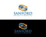 Sanford Krilov Financial       (Sanford is my 1st name & Krilov is my last name) Logo - Entry #329