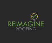 Reimagine Roofing Logo - Entry #292