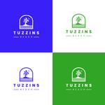 Tuzzins Beach Logo - Entry #126