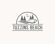 Tuzzins Beach Logo - Entry #159