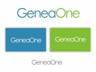 GeneaOne Logo - Entry #97