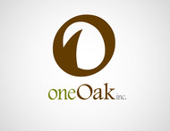 One Oak Inc. Logo - Entry #90