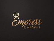 Empress Edibles Logo - Entry #28