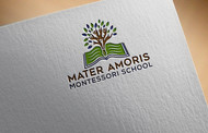 Mater Amoris Montessori School Logo - Entry #327