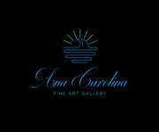 Ana Carolina Fine Art Gallery Logo - Entry #185