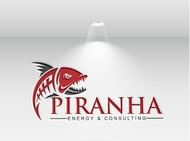Piranha Energy & Consulting Logo - Entry #16