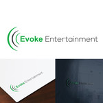 Evoke or Evoke Entertainment Logo - Entry #91