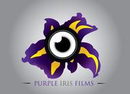 Purple Iris Films Logo - Entry #106