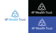 4P Wealth Trust Logo - Entry #285